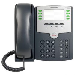 Cisco SPA501G 8-Line IP Phone with PoE and PC Port