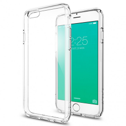 Spigen SGP Ultra Hybrid Apple iPhone 6/6s Crystal clear hátlap tok