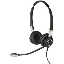 Jabra BIZ 2400 II QD Duo NC fekete headset