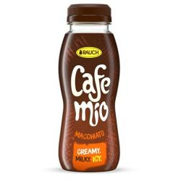 Rauch Cafemio Macchiato 0,25 l kávé ital (2,5%) tejjel
