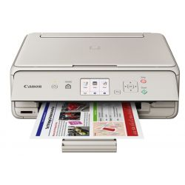 Canon PIXMA TS5053 MFP WIFI/LCD7.5CM/PRINT 13X13CM szürke tintasugaras nyomtató