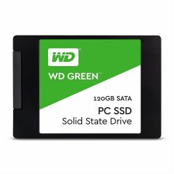 "Western Digital WDS120G2G0A Green Series 120GB 2,5"" SATA3 belső SSD"