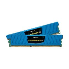 Corsair 8GB (2x4GB) Vengeance Low Profile 1600MHz DDR3 CL(9-9-9-24) Dual-channel memória