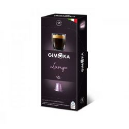 Gimoka Lungo (10 db) Nespresso kompatibilis kávé kapszula