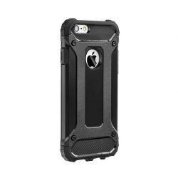 Forcell Armor Samsung Galaxy S10, fekete hátlap tok