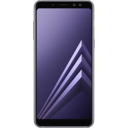 """Samsung A530F Galaxy A8 (2018) 5.6"""" 32GB Dual SIM 4G/LTE lila mobiltelefon"""