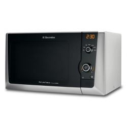 Electrolux EMS21400S  800W szürke szabadonálló mikrohullámú sütő