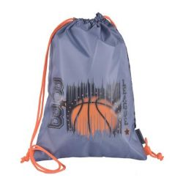 PULSE Basketball League szürke-narancssárga tornazsák