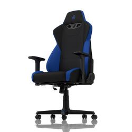 Nitro Concepts S300 Galactic Blue - Fekete/Kék Gamer szék