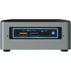 Intel BOXNUC6CAYSAJ, J3455, DDR3-1866, 32GB eMMC, HDMI Barebone PC