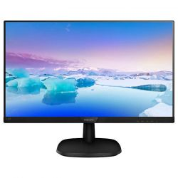 "Philips 21,5"" 223V7QDSB/00 - fekete LED monitor"