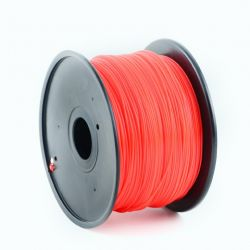 Gembird ABS Red | 1,75mm | 1kg filament