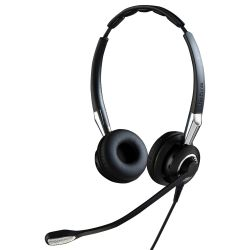 Jabra BIZ 2400 II (2499-829-209) USB Duo BT fekete headset