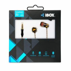 iBOX Z2 In-Ear mini Jack (3,5mm) mobil headset (Headset)