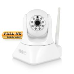 Eminent EM6330 Wireless FullHD IP PAN Tilt fehér kamera