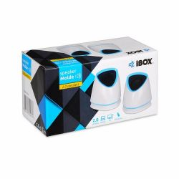 iBOX 2.0 MOLDE fekete hangszóró (Hangszóró)