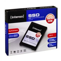 Intenso Top 128GB SATA3 MLC belső SSD