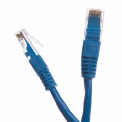 Digitalbox START.LAN Patchcord UTP cat.5e 0.25m blue (Kábel, átalakító)