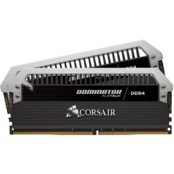 Corsair 16GB (2 x 8GB) Dominator Platinum Series DDR4 3200MHz C16 Dual-channel memória