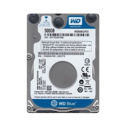 "Western Digital 500GB 3,5"" 5400 rpm SATA 2,5"" 16MB 7mm (WD5000LPCX) HDD"