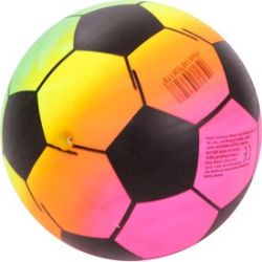 REGIO 103360017 szivárvány labda 140 mm