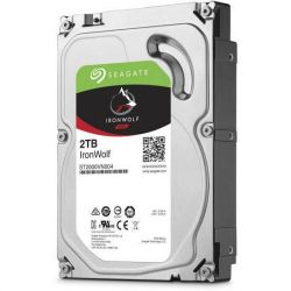 Seagate IronWolf HDD 3.5'' 2TB SATA3 5900RPM 64MB HDD