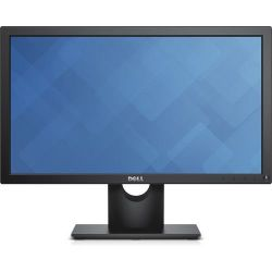 "DELL 19.45"" E2016H 1600x900, 1000:1, 250cd, 5ms,VGA, DVI-D LED Monitor"