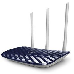 TP-Link Archer C20 Wireless Dual Band kék-szürke router