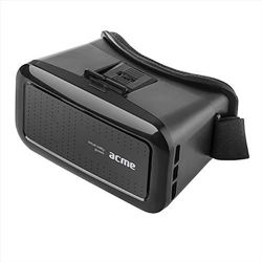 """Acme VRB01 4-6"""" univerzális fekete 3D virtuális szemüveg"""