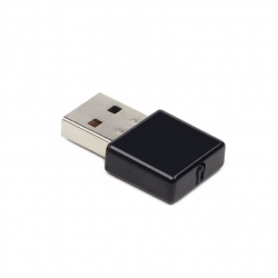 Gembird, 300 Mbps Mini USB WiFi adapter