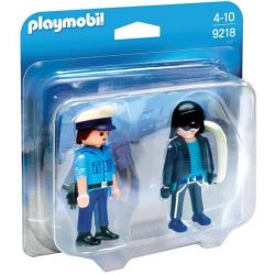Playmobil® (9218) CITY Duo Pack rendőr és a tolvaj