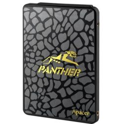 Apacer AS340 Panther 120GB 2.5'' SATA3 6GB/s, 550/500 MB/s belső SSD