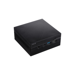 Asus PN40-BB013M VivoMini, Intel Celeron N4000 fekete mini PC