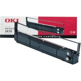 OKI Microline black| 3410B fekete festékszalag
