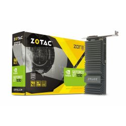 ZOTAC GeForce GT 1030 ZONE Edition Low Profile 2GB GDDR5 DVI-D, HDMI 2.0b videókártya