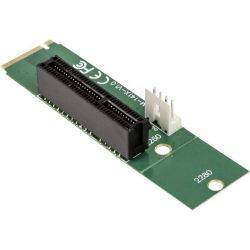 Riser M.2 - PCI Express X4/X1 Mining/Rendering Adapter
