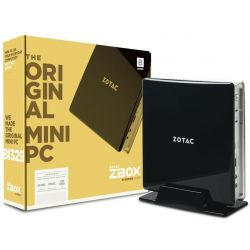 ZOTAC ZBOX BI329, Intel N4100, 2x SODIMM DDR4-2400, SATA3, DP/HDMI/VGA Mini PC