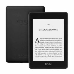 "Amazon Kindle PaperWhite 3 6"" 4GB fekete E-book olvasó"