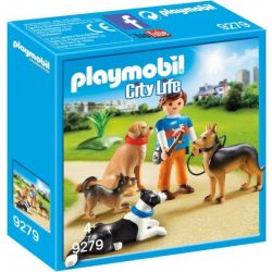 Playmobil® (9279) CITY Kutyatréner