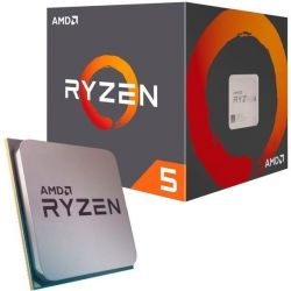 AMD Ryzen 5 3600 AM4 3600MHz Wraith Stealth dobozos processzor