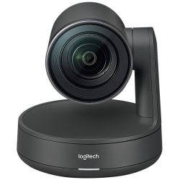Logitech Rally Ultra-HD ConferenceCam System (Normal System) fekete webkamera videokonferencia-rendszer