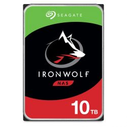 "SEAGATE IronWolf 3.5"", 10TB, 7200rpm, 256MB belső merevlemez"