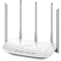 Tp-Link Archer C60 AC1350 Wireless Dual Band fekete router
