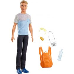 Mattel Barbie (FWV15) - Dreamhouse Adventures Ken baba