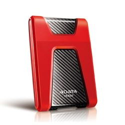 "A-Data 1TB 2,5"" HD650 USB3.0 Red"