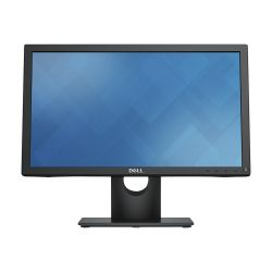 "DELL E1916H 18.5"" HD TN DP, VGA fekete LCD monitor"