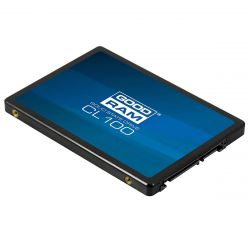 Goodram CL100 gen.2 120GB 2.5'' SATA3, 485/380 MB/s, 7mm SSD