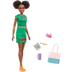 Mattel Barbie (GBH92) - Dreamhouse Adventures Nikki baba
