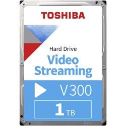"Toshiba V300 Video Streaming 3.5"" 1TB SATAIII 5700RPM 64MB belső merevlemez"