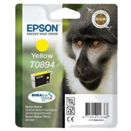 Epson T0894 3,5ml gyári sárga tintapatron